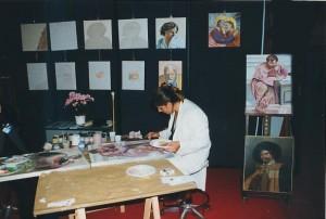 """""""Fiera di Conservazione e Restauro"""", 1998, Ferrara – Italia"""""""