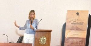 Palestrante Profa. Ms. Alessandra Ferrari